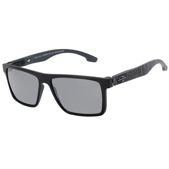 Óculos de Sol Mormaii M0050ACL09 Banks Masculino - Preto - Compre ... 7452c00105