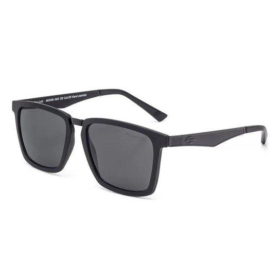 Óculos De Sol Modelo San Luiz Mormaii - Preto - Compre Agora   Zattini 9c273de845