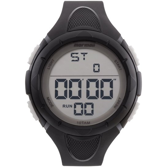 8c663c9641c7c Relógio Mormaii Masculino Acqua Wave - MOM14810 8B MOM14810 8B - Preto