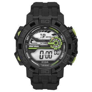 0ce2fcb9267 Relógio Mormaii Masculino Action - MO1148AC 8A MO1148AC 8A