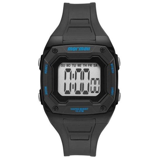 98198eef51fa8 Relógio Masculino Mormaii Action Mo9451aa 8A - Pre - Preto - Compre ...