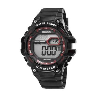Relógio Masculino Mormaii Wave Digital Mo3480a 8R eba6bb0b21