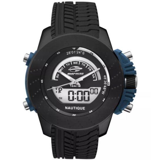 8a2845f994f2c Relógio Masculino Mormaii Premium Mova002 8P - Preto - Compre Agora ...