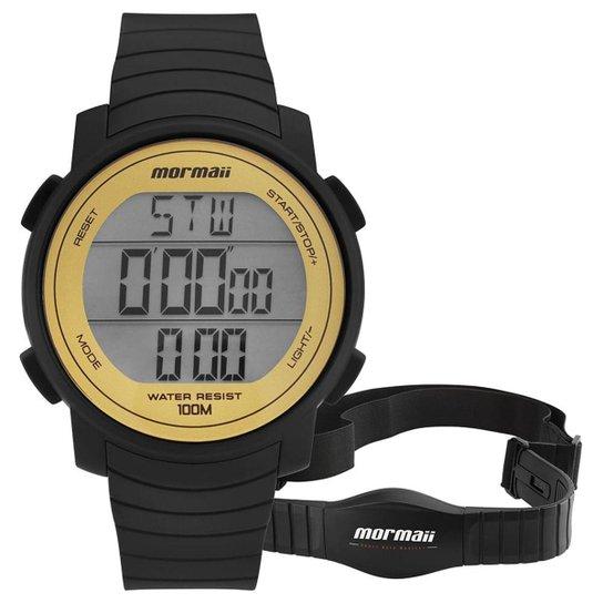 a734ced0f8fb6 Relógio Mormaii Feminino Performance - MO11560AA 8D MO11560AA 8D - Preto