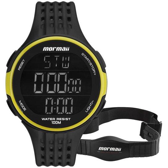 5c26f59143651 Relógio Mormaii Unissex Performance - MO11559AA 8V MO11559AA 8V - Preto