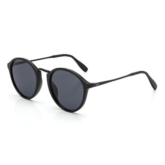 4981e584cec62 Óculos De Sol Mormaii Cali - Preto - Compre Agora
