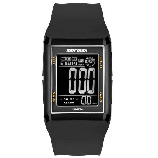 45df11111 Relógio Mormaii Digital Square Wave Masculino | Zattini