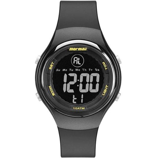 3af06d31a80e5 Relógio Mormaii Digital Wave Masculino - Preto - Compre Agora