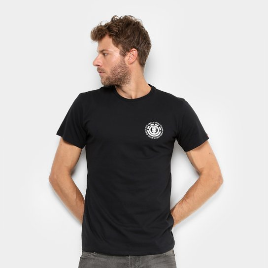 Camiseta Element 25Th Birthday Ii Masculina - Compre Agora  5b79aff8427