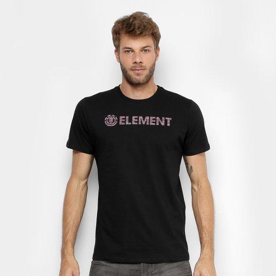 6ce824968 Camiseta Element Plys Masculina - Compre Agora