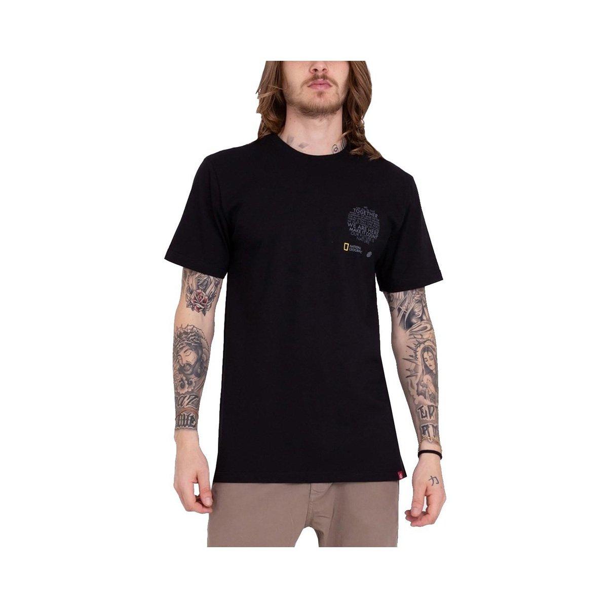 Camiseta Element Sun Masculina
