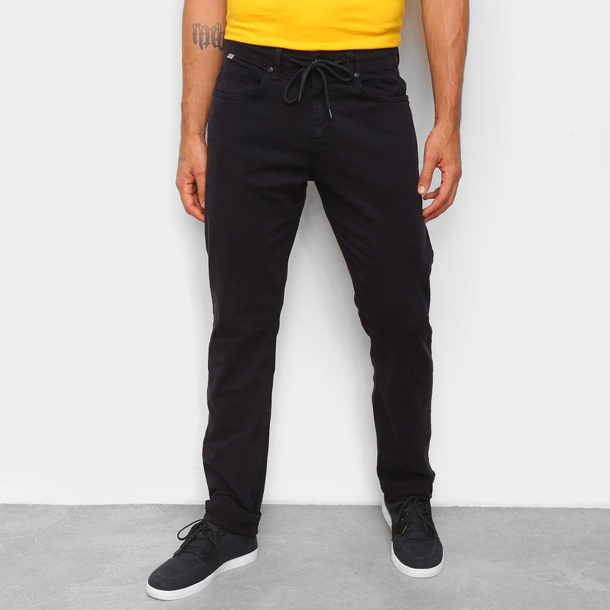 Calça Sarja Element E02 Color Masculina