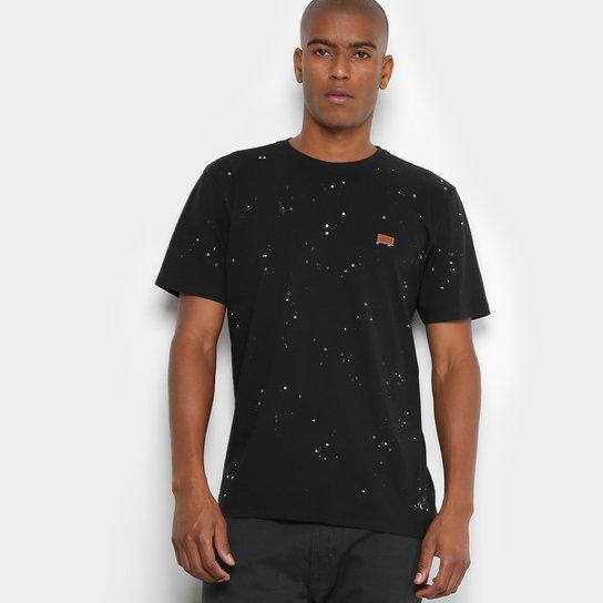 53c160c7c Camiseta Globe Especial Ink Masculina - Preto | Zattini