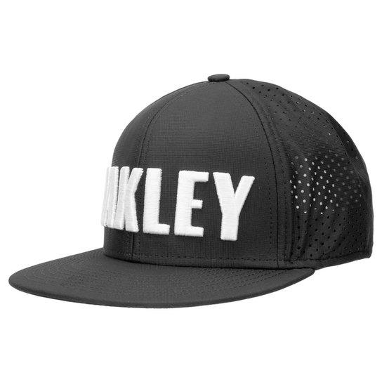 Boné Oakley Aba Reta Mod Perf Hat Masculino - Compre Agora  ffa8ebfde72