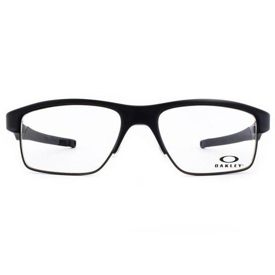 1f806215d Óculos de Grau Oakley Crosslink Switch OX3128 01-55 Masculino - Preto