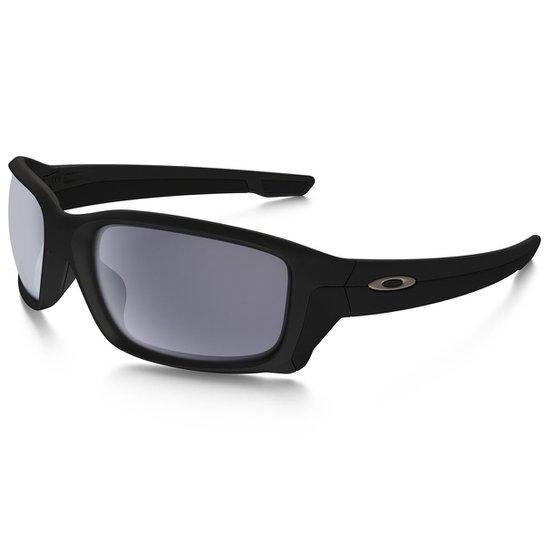4f5b48be7ca5f Óculos de Sol Oakley Straightlink OO9331 02-61 Masculino - Preto ...