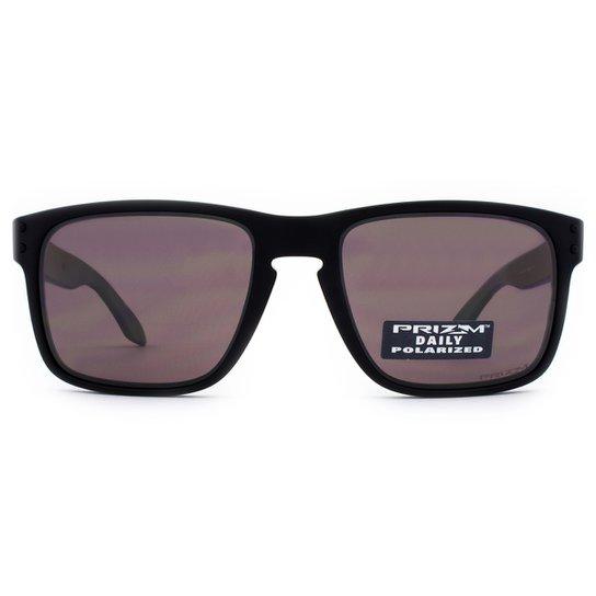 e00baed3aa71f Óculos Oakley Holbrook Polarizado OO9102 90 55 - Compre Agora