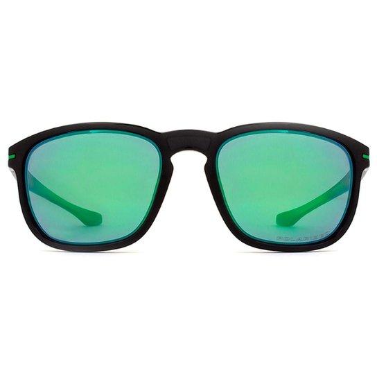 Óculos de Sol Oakley Enduro Polarizado OO9223 15-55 Masculino - Preto 0f36ef0a4fad3