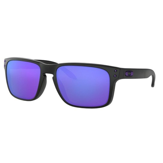 Óculos Oakley Holbrook OO9102 26 55 - Preto - Compre Agora   Zattini 14b99f7b91