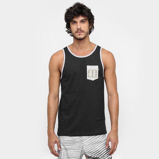 71aa5d69116c2 Camiseta Regata Oakley Mod Essential Graphic Pocket Tank - Compre ...