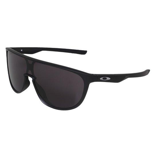 bee3e5c34d01c Óculos Oakley Trillbe Matte Black W  Warm Grey - Compre Agora