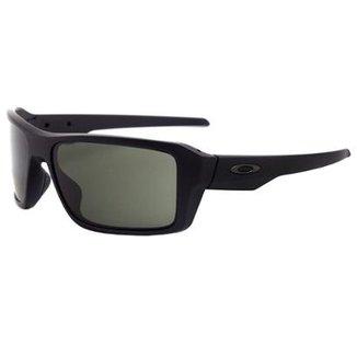cf7d7f3b28c43 Óculos de Sol Double Edge Matte Dark Grey Oakley