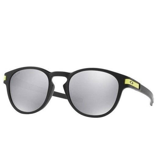 3e327599407f5 Óculos de sol Latch Matte Chrome Iridium Oakley - Compre Agora   Zattini