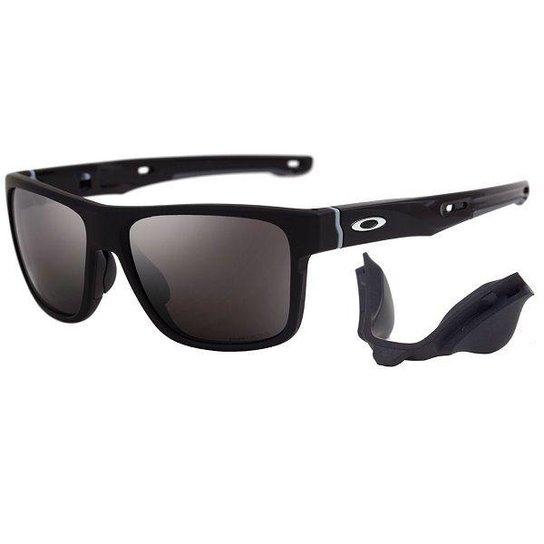 c799b8f9f6f9c Óculos de sol Crossrange Prizm Black Oakley - Compre Agora   Zattini