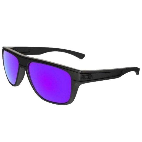 a14546e37afe8 Óculos Oakley Breadbox Matte Iridium - Compre Agora   Zattini