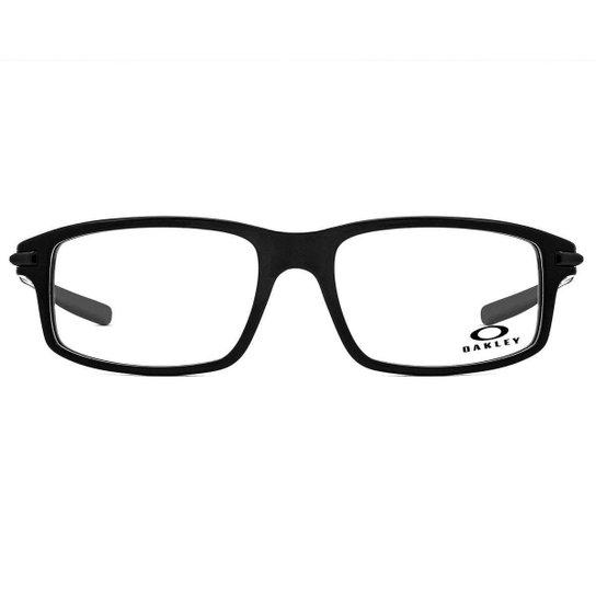 Armação Óculos de Grau Oakley OX1100 01-53 - Compre Agora   Zattini 48abf7da65