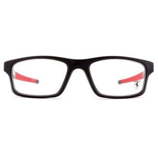 a73108cfd Armação Óculos de Grau Oakley Crosslink Pitch OX8037 15-54