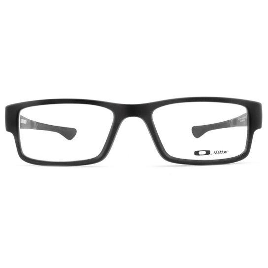 2843129e43d95 Armação Óculos de Grau Oakley Airdrop OX8046L 01-53 - Compre Agora ...
