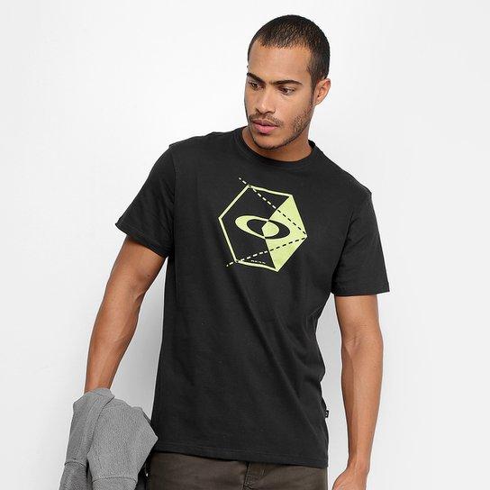 Camiseta Oakley Court Tee Estampada Masculina - Compre Agora  3e3fc2d9568