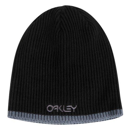 Gorro Oakley Factory Flip Beanie Masculino - Preto - Compre Agora ... 919f4ccbd7b
