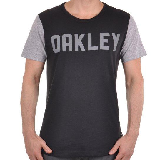 8ca9c81b4a327 Camiseta Oakley O-Lettering S Masculino - Compre Agora