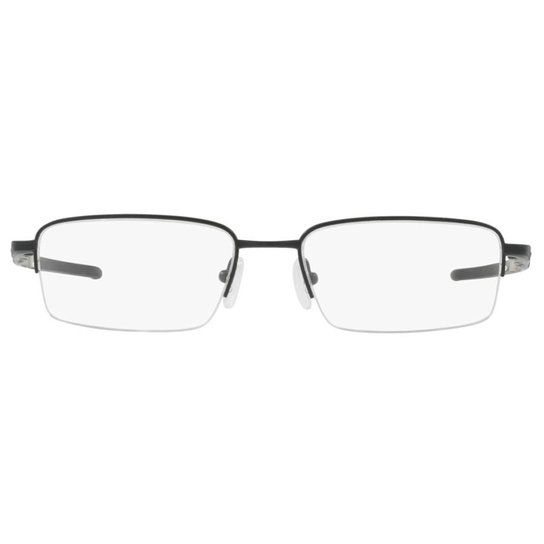 cd833254cca31 Armação Óculos de Grau Oakley Frame Gauge 5.1 OX5125 512504 54 - Preto