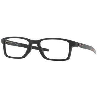 12fb6a0cc332a Armação Óculos de Grau Oakley Frame Gauge 7.1 OX8112 811201 54