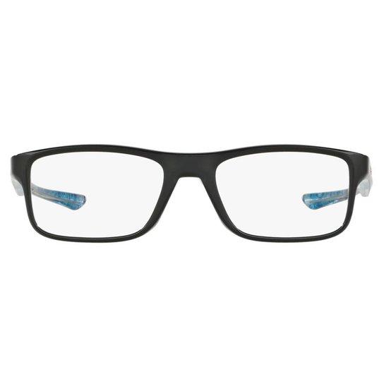 52acb64fdd044 Armação Óculos de Grau Oakley Frame Plank 2.0 OX8081 808102 51 - Preto