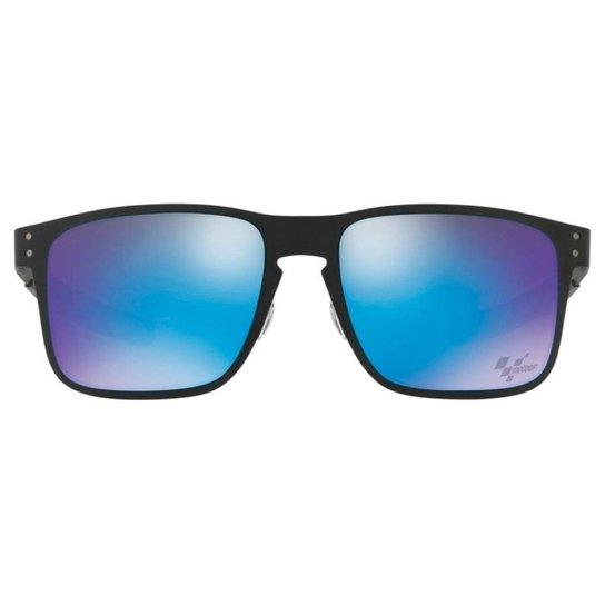 Óculos de Sol Oakley Holbrook Metal 0OO4123 10 55 - Compre Agora ... ec6a88d0ad