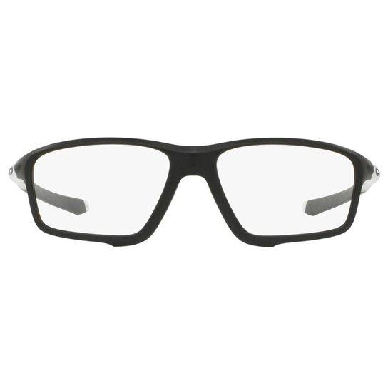 53faf67bd28d6 Armação Óculos de Grau Oakley Crosslink Zero 0OX8076 03 56 - Compre ...