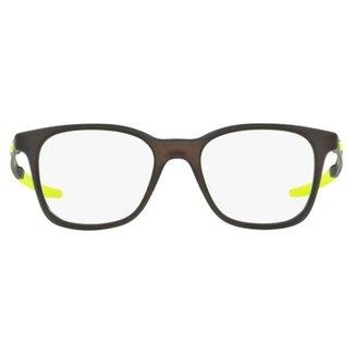 8f1e14a60895e Armação Óculos de Grau Oakley Milestone Xs Kids 0OY8004 02 45