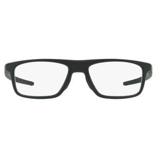 Armação Óculos de Grau Oakley Pommel 0OX8127 01 55 561538f80f