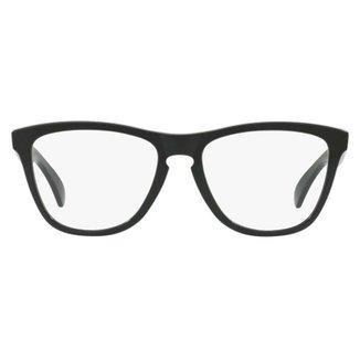 Armação Óculos de Grau Oakley Rx Frogskin 0OX8131 05 54 47f3144851981