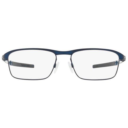 Armação Óculos de Grau Oakley Truss Rod 0OX5124 03 53 - Preto ... 5d18096414