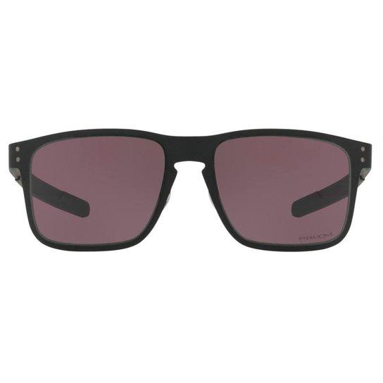 Óculos de Sol Oakley Holbrook Metal 0OO4123 11 55 - Compre Agora ... 762ea3cd3c