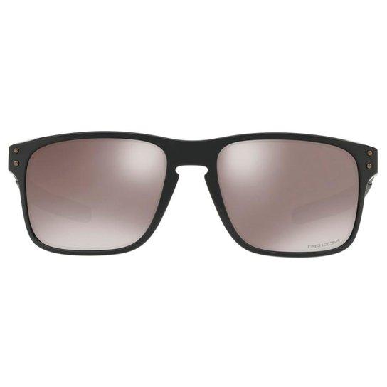 02bdb54618335 Óculos de Sol Oakley Holbrk Mix - Preto - Compre Agora