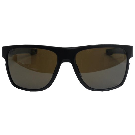 5880648e09de3 Óculos de Sol Oakley Crossrange - Preto - Compre Agora   Zattini
