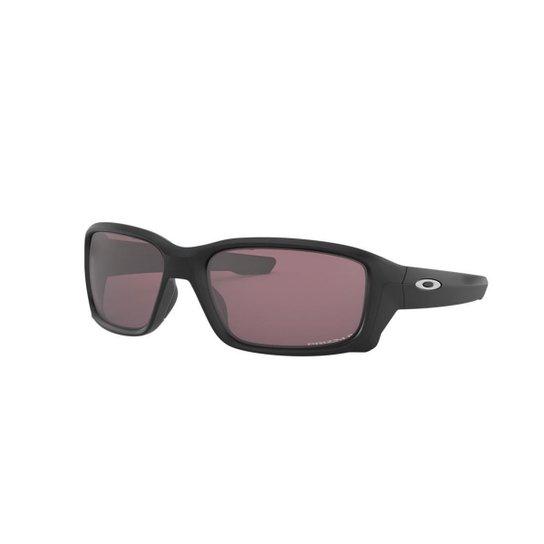 Óculos de Sol Oakley OO9331 Straight Link - Preto - Compre Agora ... a5f44142a1