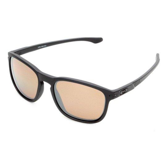 ff588b8ad7d86 Óculos Oakley Enduro Polarizado - Preto - Compre Agora