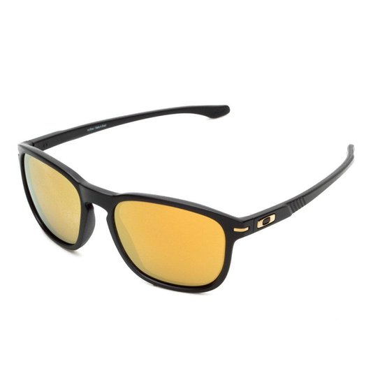 70d65d7ed56d1 Óculos Oakley Enduro Iridium - Preto - Compre Agora   Zattini